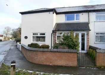 Thumbnail 4 bed end terrace house for sale in Umberslade Road, Earlswood, Solihull