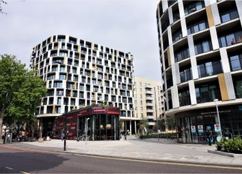 Thumbnail 1 bed flat for sale in 3 Atkins Square, London