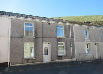 Thumbnail 3 bed terraced house for sale in High Street, Abergwynfi, Port Talbot, Neath Port Talbot.