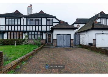 Thumbnail 4 bedroom semi-detached house to rent in Chatsworth Road, Croydon