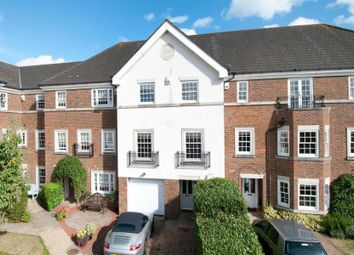 Thumbnail 4 bed town house to rent in Cleeve Court, Kings Hill, West Malling