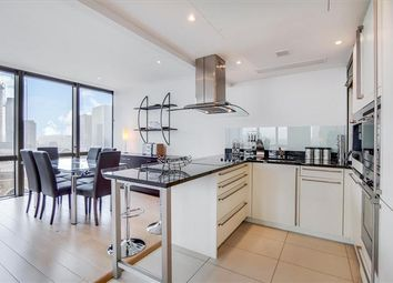 Thumbnail 1 bed flat for sale in West India Quays, 26 Hertsmere Road, Canary Wharf, London