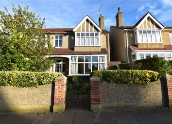 Thumbnail 4 bed semi-detached house for sale in King Edward Avenue, West Dartford, Kent