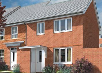 "Thumbnail 2 bed terraced house for sale in ""Amber"" at Captains Parade, East Cowes"