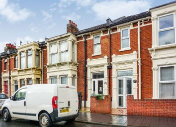 Thumbnail 4 bed terraced house for sale in Winter Road, Southsea