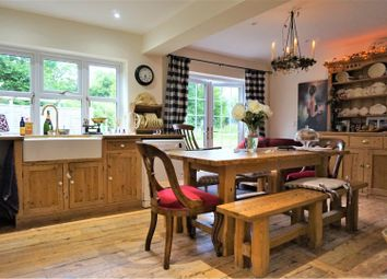 Thumbnail 5 bed detached house for sale in Hollybush Lane, Tadley