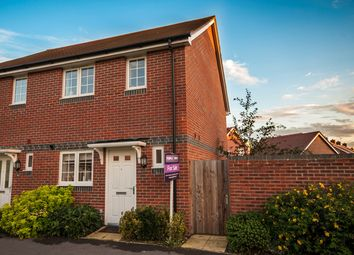Thumbnail 2 bedroom end terrace house for sale in Elk Path, Reading