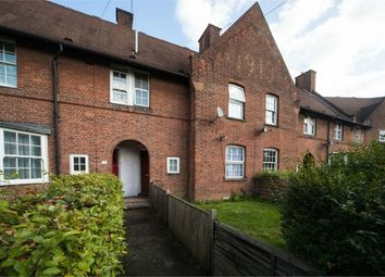 Thumbnail 4 bed terraced house for sale in Du Cane Road, London