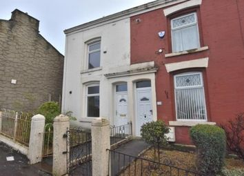 Thumbnail 3 bed end terrace house for sale in Haslingden Road, Audley, Blackburn, Lancashire