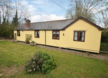 Thumbnail 2 bed detached bungalow for sale in The Street, Elmsett, Ipswich
