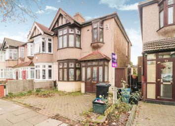 Thumbnail 3 bed end terrace house for sale in Fairfield Road, Ilford