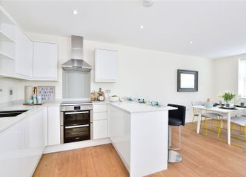 Thumbnail 2 bed flat for sale in Winton Approach, Croxley Green, Hertfordshire