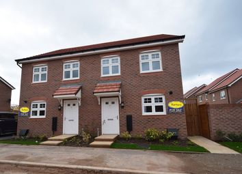 Thumbnail 3 bed semi-detached house for sale in Lynchet Road, Malpas