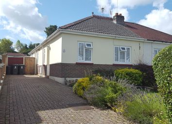Thumbnail 3 bed semi-detached bungalow for sale in Frances Road, Purbrook, Waterlooville