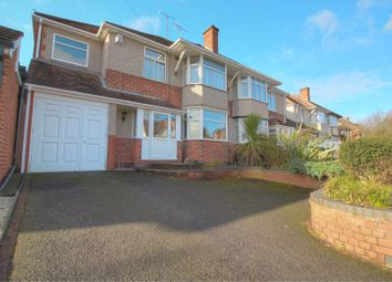 Thumbnail 4 bed semi-detached house for sale in Dillotford Avenue, Styvechale, Coventry