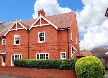 Thumbnail 3 bed semi-detached house for sale in Bridge Road, Hunton Bridge, Kings Langley