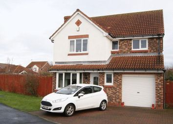 Thumbnail 4 bed detached house for sale in Gateley Avenue, Blyth
