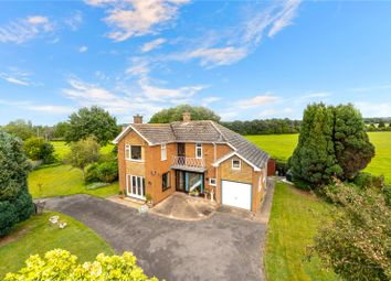 Thumbnail 4 bed detached house for sale in Legsby Road, Market Rasen, Lincolnshire
