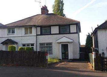Thumbnail 3 bed semi-detached house for sale in Rough Road, Kingstanding, Birmingham