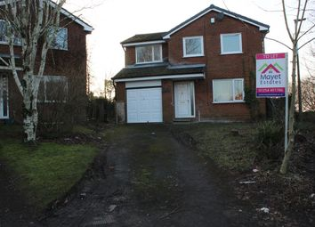 Thumbnail 4 bed detached house to rent in Ontario Close, Blackburn
