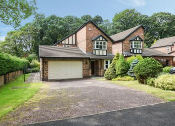 Thumbnail 4 bed detached house for sale in Holly Dene Drive, Lostock, Bolton