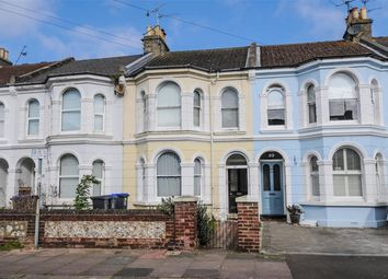 Thumbnail 1 bed flat for sale in 47 Westcourt Road, Worthing, West Sussex