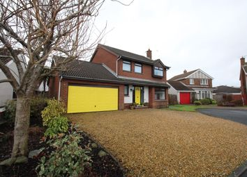 Thumbnail 3 bed detached house for sale in Tadworth, Bangor