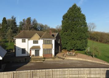 Thumbnail 4 bedroom detached house for sale in Station Road, Wickwar