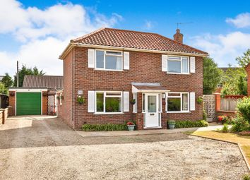 Thumbnail 3 bed detached house for sale in Holt Road, Horsford, Norwich