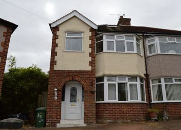 Thumbnail 3 bedroom semi-detached house to rent in Grange Drive, Heswall, Wirral