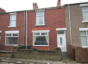 Thumbnail 2 bed terraced house to rent in Cooperative Terrace, Stanley, Crook