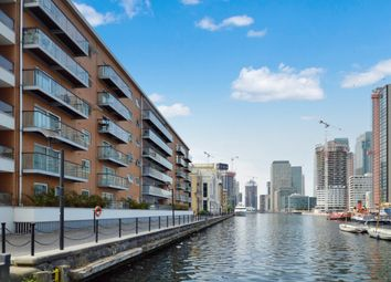 Thumbnail 2 bed flat to rent in Lawn House Close, London