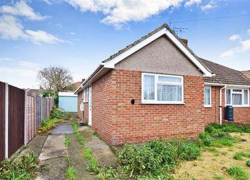 Thumbnail 2 bed semi-detached bungalow for sale in Stephens Close, Garlinge, Kent