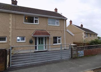 Thumbnail 3 bed semi-detached house for sale in Heol Mabon, Cwmavon, Port Talbot, Neath Port Talbot.