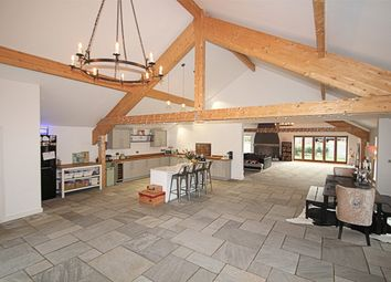Thumbnail 4 bed barn conversion for sale in Old Gloucester Road, Winterbourne, South Gloucestershire