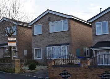 Thumbnail 3 bedroom detached house to rent in Forsyte Road, Longton, Stoke-On-Trent