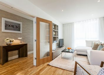 Thumbnail 1 bed flat for sale in Marine Wharf East, Plough Way, Surrey Quays