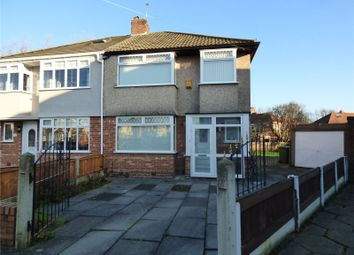 Thumbnail 3 bed semi-detached house for sale in Vineside Road, Liverpool, Merseyside