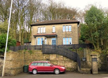 Thumbnail 3 bed detached house for sale in Ferncliffe Cottage, Halifax Road, Keighley