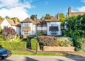 Thumbnail 4 bed semi-detached house for sale in Grasmere Road, Purley, Surrey