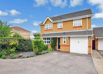 Thumbnail 4 bed detached house for sale in Eleanor Drive, Milton Regis, Sittingbourne, Kent