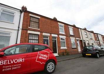 Thumbnail 2 bed terraced house to rent in Avenue Road, Sileby