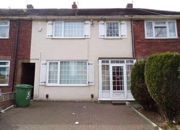 Thumbnail 3 bed terraced house for sale in Moss Road, Stretford, Manchester, Greater Manchester