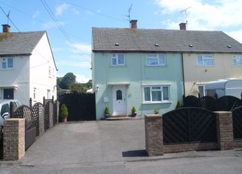 Thumbnail 3 bed semi-detached house to rent in Mason Road, Stroud, Gloucestershire