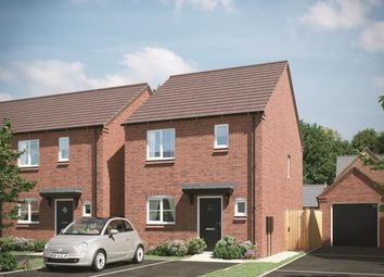 Thumbnail 3 bed semi-detached house for sale in Acorn Meadows, Luke Lane, Brailsford, Derbyshire