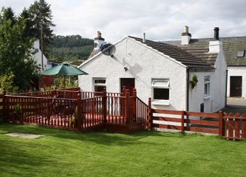Thumbnail 1 bed cottage for sale in Riverside Cottage 23A West Lewiston, Drumnadrochit, Inverness.