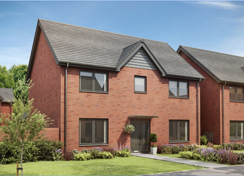 Thumbnail 4 bed detached house for sale in Tatenhill Lane Branston, Burton-Upon-Trent