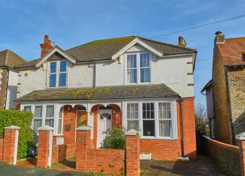 Thumbnail 3 bedroom semi-detached house for sale in Ashurst Road, Seaford