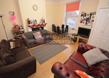 Thumbnail 7 bed terraced house to rent in Woodsley Road, Hyde Park, Leeds