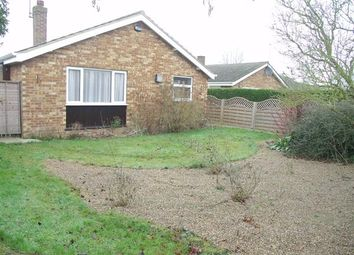 Thumbnail 3 bed bungalow for sale in Catfield, Norfolk